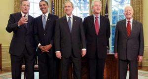 El estilo de vida de los ex presidentes significa que los contribuyentes pueden pagar menos/Imagen: Telemundo 47