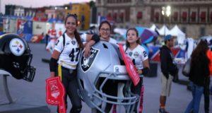 Eventos deportivos de clase mundial impulsan economía de México ya que generan visita de turistas extranjeros y entrada de dinero en los comercios locales.
