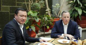 Osorio Chong come con Meade ¿define candidatura del PRI?: Osorio Chong inclina balanza de PRI hacia José Antonio Meade
