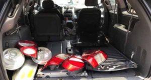 Robo de autopartes es un delito que sigue creciendo en México y esto ha generado un mercado muy productivo que genera millones de pesos.