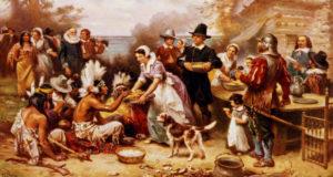 Una de las tradiciones más importantes en los Estados Unidos es Thanksgiving Day, fecha en la que familias se unen para agradecer lo que tienen y de paso celebrar viendo el desfile de Macy's o el clásico partido de fútbol americano. Aquí te decimos cómo comenzó esta tradición.