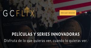 GCFLIX es la primera plataforma de streaming mexicana que producirá y exhibirá narrativas independientes tanto en series, películas, y cortometrajes