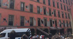 Tras sismo, demolerán 70% del Tec de Monterrey campus CDMX