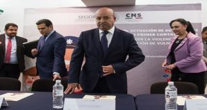 Renato Sales: No es momento de regresar a militares a cuarteles