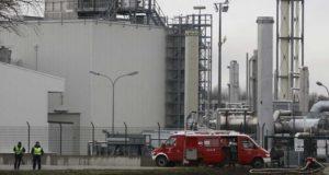 Explosión en planta de gas de Austria deja un muerto y 18 heridos