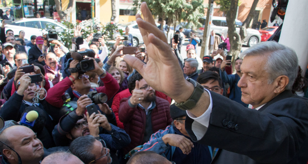 Así es como AMLO buscará la presidencia en 2018: ¿La tercera es la vencida?