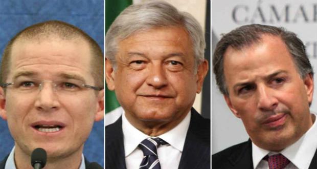 Se acomodan las piezas del tablero electoral al 2018