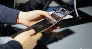 Samsung muestra su nuevo smartphone plegable [Video]