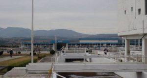 Fuga en Cutzamala deja sin agua 11 municipios del Estado de México
