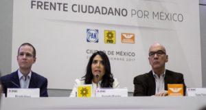MC propone a panista como candidato del Frente y a Mancera para el Senado