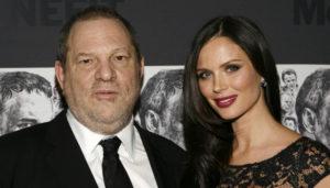 Georgina Chapman, esposa de Harevy Weinstein, podría ganar 12 millones de dóalres si decide divorciarse de él