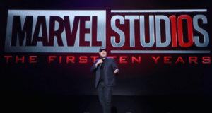 Kevin Feige cuenta los primeros cinco minutos de Avengers Infinity War