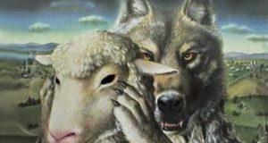 Lobo y oveja