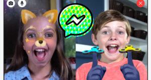 Facebook crea un software de chat para niños que cuentan con un smartphone propio.