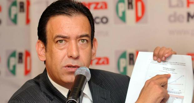 Humberto Moreira recupera militancia en el PRI Humberto Moreira recupera militancia en el PRI