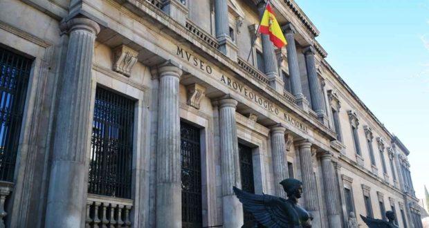 Museo Nacional Arqueologico Madrid