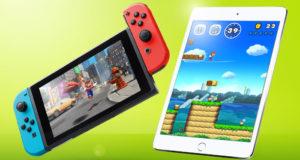 Nintendo aclaró que el Nintendo Switch ha estado poco a poco invadiendo el mercado de los juegos móviles en smartphones.
