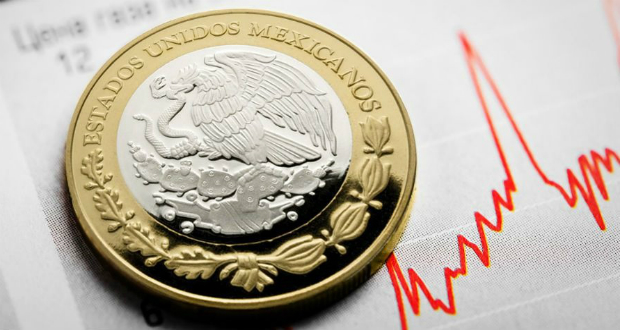 Los Altibajos Del Peso Mexicano México Entre 5 Países Con Moneda Más Volátil Mundo