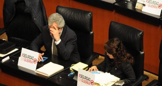 Pese a rechazo, Senado aprueba en lo general la Ley de Seguridad Interior