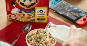 Se confirma la fecha en que se encontrará disponible el cereal de Super Mario