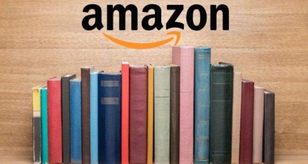Amazon presentó los libros más vendidos tanto físicos como virtuales