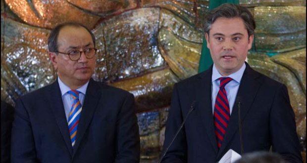 El presidente Enrique Peña Nieto nombró la tarde del miércoles a Otto Granados Roldán como nuevo Secretaría de Educación Pública (SEP)