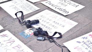 Medios de comunicación exigen seguridad para periodistas