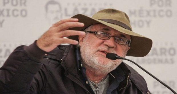 CNDH pide protección para Javier Sicilia y su familia tras amenazas de muerte