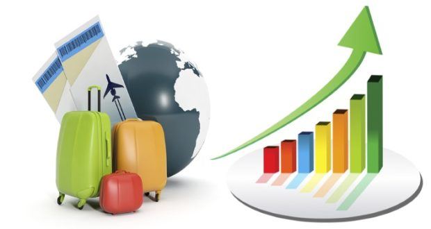 El Indicador Trimestral del Consumo Turístico Interior mostró una variación de 1.3% en el segundo trimestre de 2017