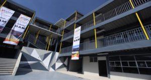 La nueva preparatoria albergara a 400 estudiantes en la zona de Aragón