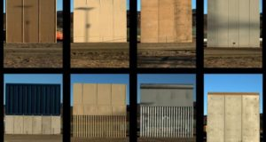 8 prototipos del muro