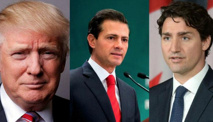 Salida de Estados Unidos del TLCAN ¿realidad o estrategia de presión de Trump?