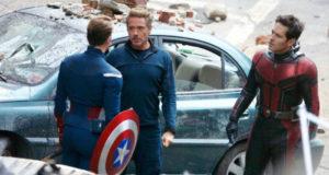 Se concluye la filmación de Avengers 4