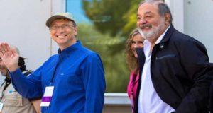 En la búsqueda de erradicar la Malaria Bill Gates y Carlos Slim anuncian alianza