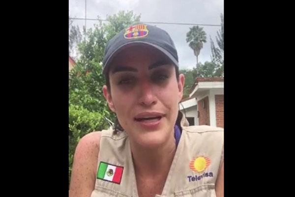 """Tres meses después, Danielle Dithurbide habla por primera vez sobre el caso """"Frida Sofía"""""""