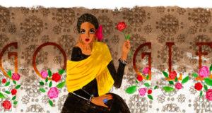 Google revela un nuevo doodle honrando el nacimiento de la actriz Katy Jurado