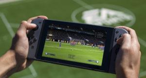 EA está satisfecho por las ventas que se llevaron a cabo sobre FIFA 18 en Nintendo Switch