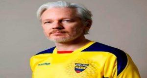 Ecuador otorga ciudadanía a Julian Assange, fundador de WikiLeaks