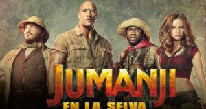 Se tiene planeado la producción de una tercera entrega de Jumanji