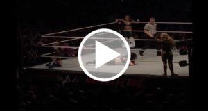 Patada pone fin a la carrera de una luchadora de la WWE [Video]