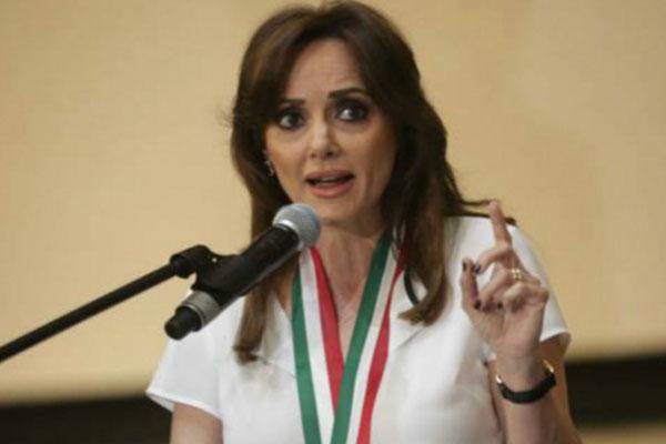 Morena nombra a Lilly Téllez coordinadora de organización en Sonora