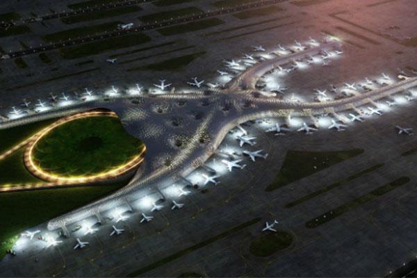 Proyecto de Nuevo Aeropuerto de la CDMX necesita asegurar recursos: OCDE