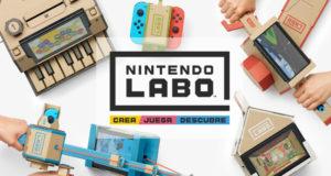 Nintendo libera un nuevo producto para su consola híbrida: Nintendo Labo
