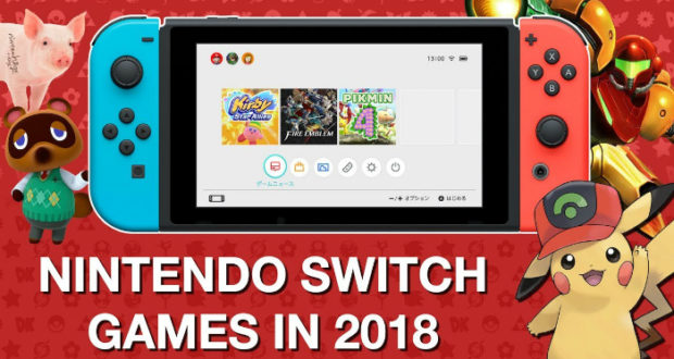 Amazon Publica 18 Titulos Desconocidos De Nintendo Switch