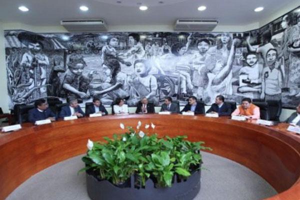 Partidos políticos firman Pacto de Civilidad en la CDMX