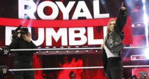 Ronda Rousey firma contrato de tiempo completo para unirse al WWE