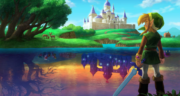 rumores apuntan la posibilidad de que The Legend of Zelda A Link Between Worlds llegue al Nintendo Swicth