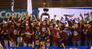 El equipo de Culiacán será el representante de México en la Serie del Caribe de este año.
