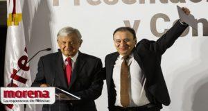 La derrota en seguridad es culpa del Gobierno, no del ejército: Durazo