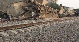 Descarrilamiento de tren deja 5 muertos en Ecatepec; Peña Nieto envía condolencias